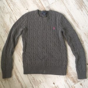 Ralph Lauren ribbed sweater Size S